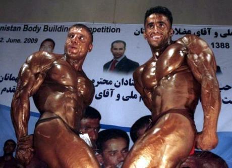 afghan-bodybuilders