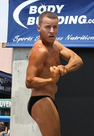 m 2008, o atleta ganhou o patrocínio da gigante Gaspari Nutrition (Foto: Ron Avidan)
