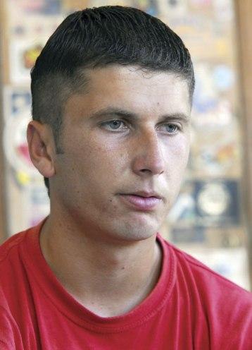 Bogdan Bukumiric sobreviveu a oito tiros no Rio Bistrica (Foto: HOBOCTN)