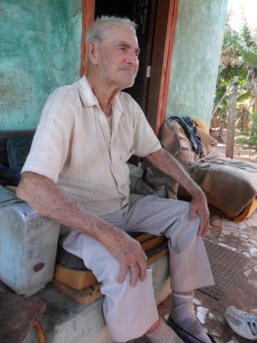 """José de Oliveira: """"Ele deixou de pertencer a tribo logo que foi comprado"""" (Foto: David Arioch)"""