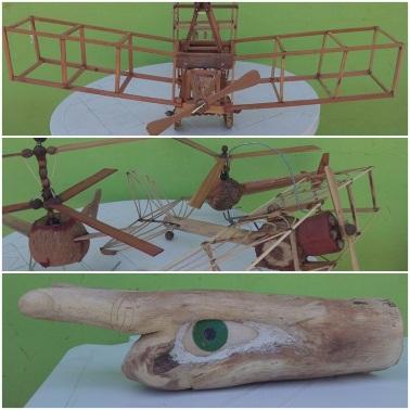 Barbosa se apaixonou por objetos voadores aos cinco anos (Foto: David Arioch)