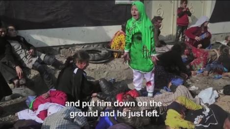 Ataque a santuário em Cabul matou nove familiares de Tarana Akbari (Foto: Reprodução)