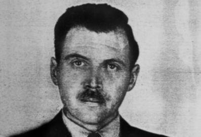 Mengele quando já estava vivendo na América do Sul (Foto: Reprodução)