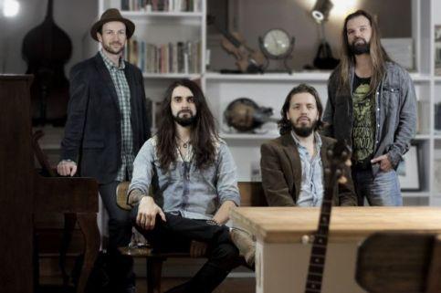 Em 2014, a banda lançou o álbum Homepath (Foto: Divulgação)