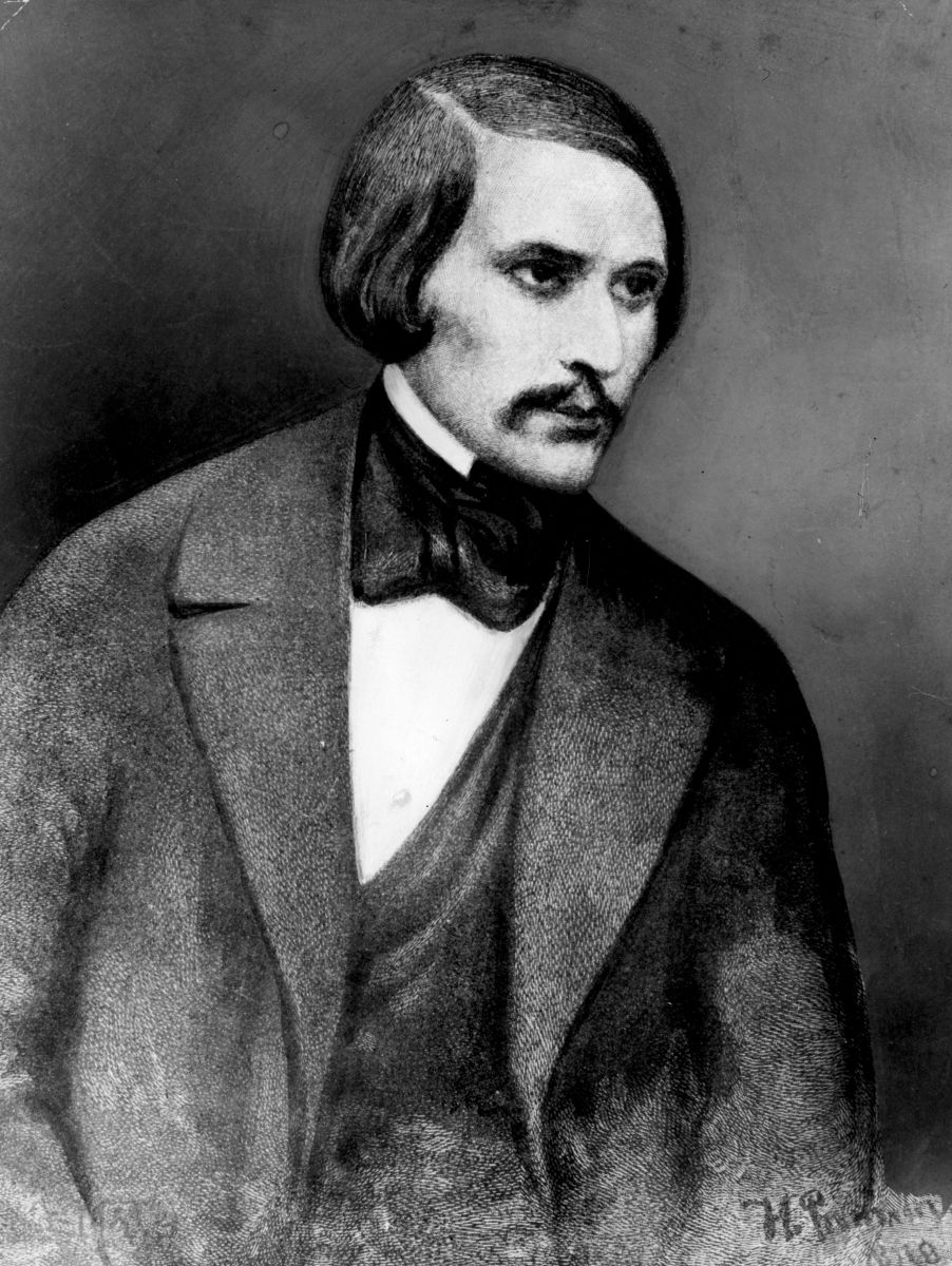 Gogol the overcoat full text