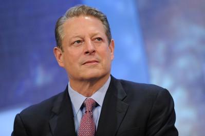 September 23 2009, New York City Politician Al Gore at the Clinton Global Initiative on September 23 2009 in New York City (Newscom TagID: zumasharkworld042556) [Photo via Newscom]
