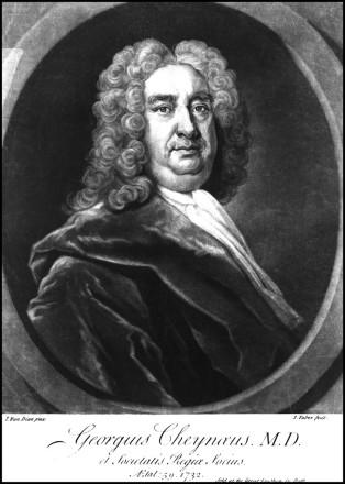 George Cheyne